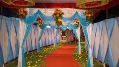 tirumala marriage contractor - name board & entrance 115