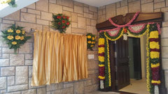 tirumala marriage contractor - name board & entrance 78