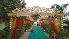 tirumala marriage contractor - name board & entrance 121