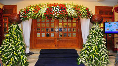 tirumala marriage contractor - name board & entrance 87