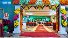 tirumala marriage contractor - name board & entrance 80