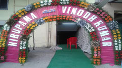 tirumala marriage contractor - name board & entrance 17