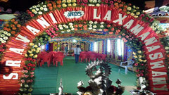 tirumala marriage contractor - name board & entrance 34