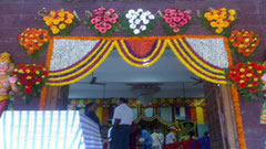 tirumala marriage contractor - name board & entrance 75