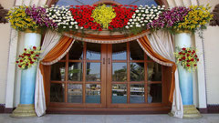 tirumala marriage contractor - name board & entrance 83