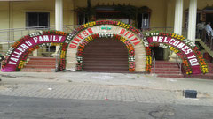 tirumala marriage contractor - name board & entrance 48