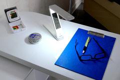 Einklappbarer Schreibtisch