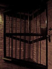 Käfig im Dungeon