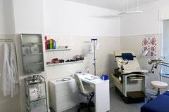 Blick in die Grandpassio Klinik