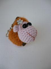 Мини-овечка от Наташи Mupsa
