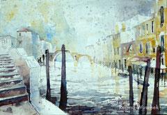 Ponte dei Tre Archi, Venedig, 2017