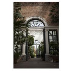 Botanische Tuin Leuven Belgique 2016