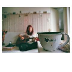 analog. Frühstück und Musik mit juliafayngruen.bandcamp.com, 2014