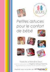Un livret dédié au confort de bébé