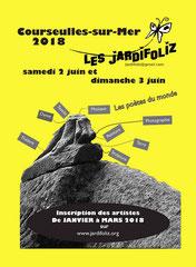 Jardifoliz 2018 à Courseulles