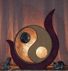 Lampe Yin & Yang