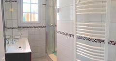 Salle de bain Gîte Casa bonita Pyrénées