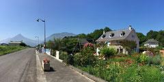 Gîte Casa Bonita - vue sur le Viscos et le Cabaliros