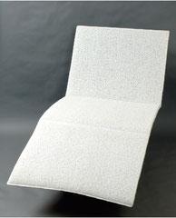 ブリーズマット  91cm×192cm(厚み3.5cm) 税別¥80,000 BBカバー付き(カバー色:黒のみ)