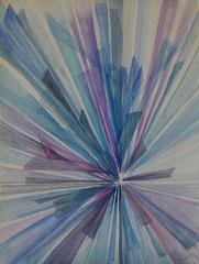 Titel: Glassplinters Materiaal: ???? Afmeting: ????