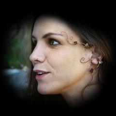Tour d'oreille Liane