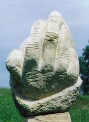 Schützende Hand (verkauft)
