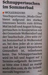 HEUTE-Zeitung, 30. Mai 2012
