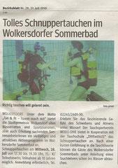 Bezirksblatt, Bez. Mistelbach, Nr. 29, 21.Juli 2010