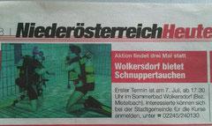 HEUTE-Zeitung, Juni 2010