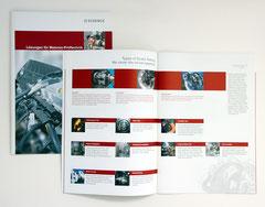 Schenck AG: Produktkatalog, Detail