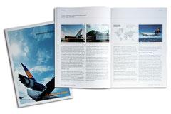 Lufthansa Cargo AG: Jahresberichte