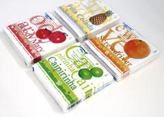 Leopold - hier: Grafische Gestaltung unterschiedlicher Cocktailservietten - ferner: Gestaltung von Placemats, Ice-Crusher,