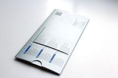 Hydromaten AG - hier: Tabellenschieber - ferner: Webauftritt, Messebanner, Prospekte