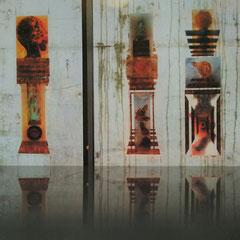 Triptychon | Relikt - Umkehr - Zwiespalt | Austellung in der Grube Messel