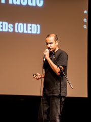 Amitabh Banerji (Foto: Marc Mandel)