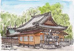 伊久智神社(いくぢじんじゃ)