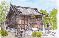 稲荷神社(いなりじんじゃ)