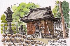 山神社(やまのかみしゃ)