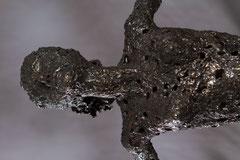 Hanging - Size (cm): 56x71x127 - metal sculpture