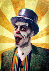 Horror Clown - Lang Leve De Muziek Show - ZAPP