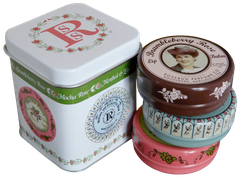 Rosebud Perfume Co. - Luscious Layers 3er-Pack Lip Balm