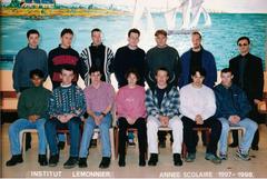 1997 Bac Pro productique