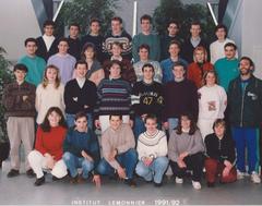 1991 1992 BTA Horticole