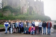 1994 Voyage scolaire Angleterre