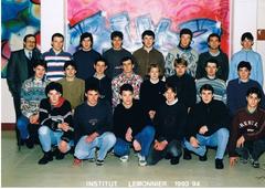 1993 1994 T F1