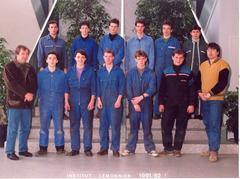 1991 1992 BT mécanique AUTO