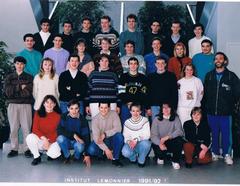 1991 1992 1 BTA commerce horticole