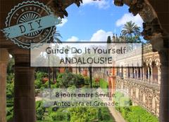 Guide Voyage DIY Andalousie