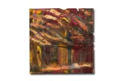 "Thomas Girbl ""burningdiscovery-2453"" 50x50cm 2013"