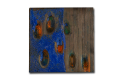 "Thomas Girbl ""burningdiscovery-9251"" 50x50cm 2013"